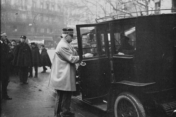Pétain en 1927