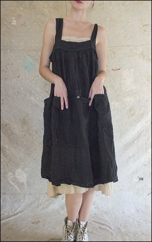 Eugenia Apron Dress 263 Black .01.jpg