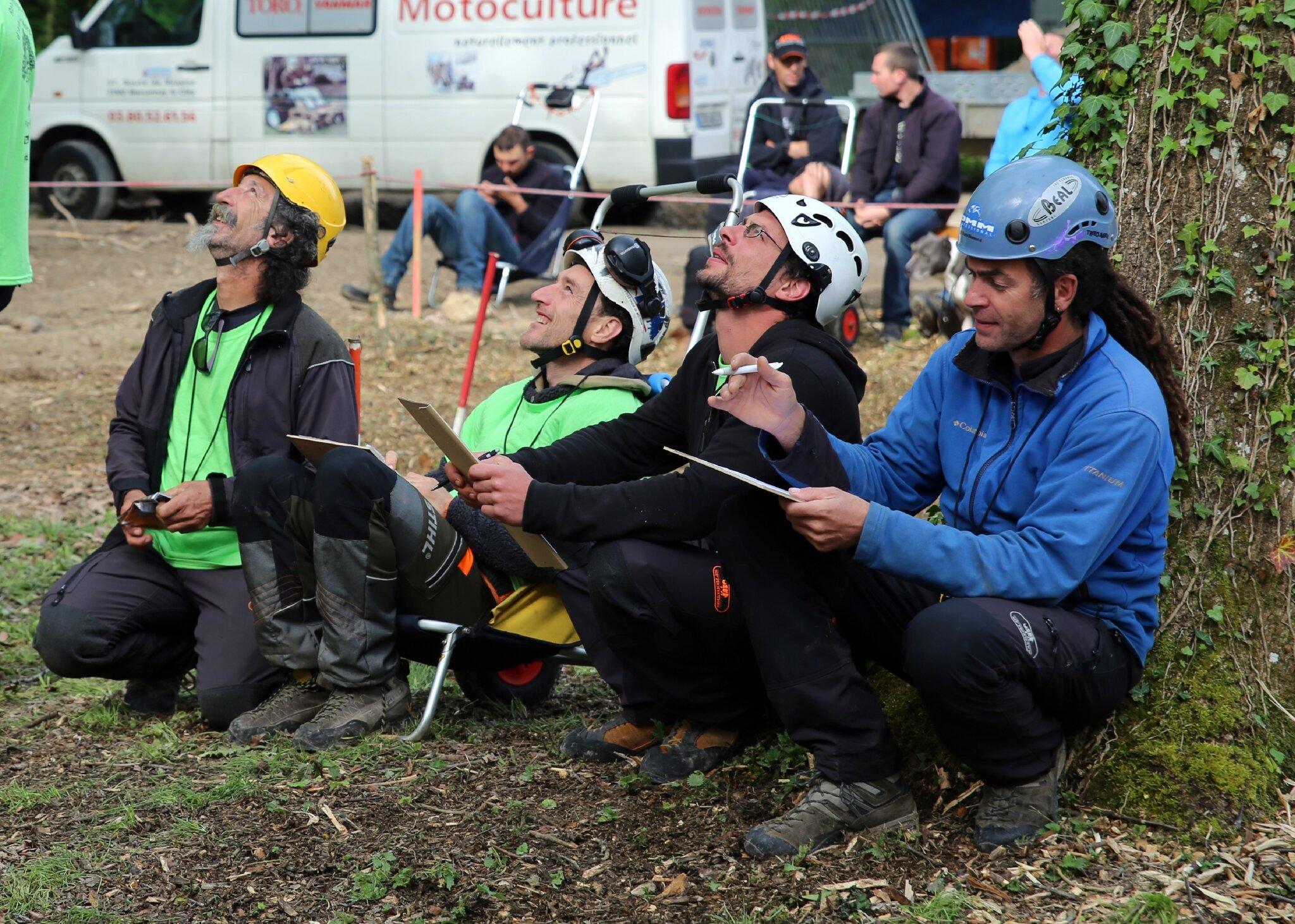 Rencontre regionale d'arboriculture centre-ouest