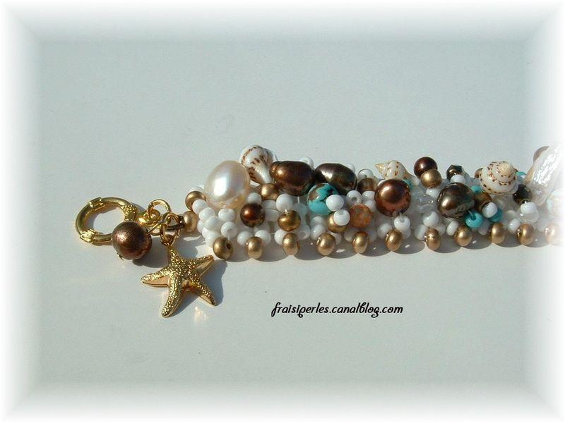 Bracelet 'Seashore