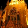 La cathdrale by night