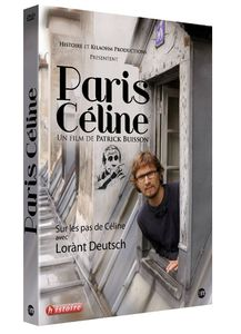 Jaquette 3D DVD Paris Cline