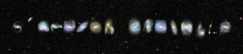 S'Amuser Ensemble en galaxies