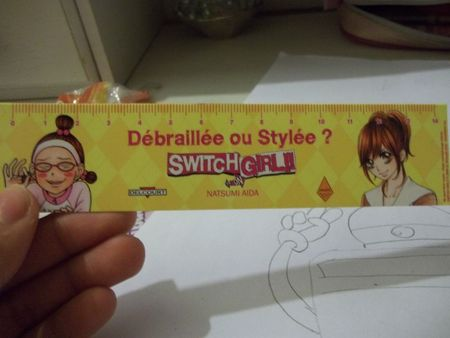 regle switch girl
