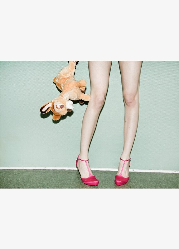 paper-collective-Julie-bambi-and-heels-grid