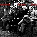 1947 - face a l'urss, la turquie change de protecteur