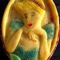 Gâteau de princesse pour ma princesse