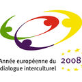 Logo label européen du dialogue interculturel