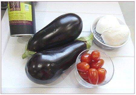 aubergines gratinées au fromage1