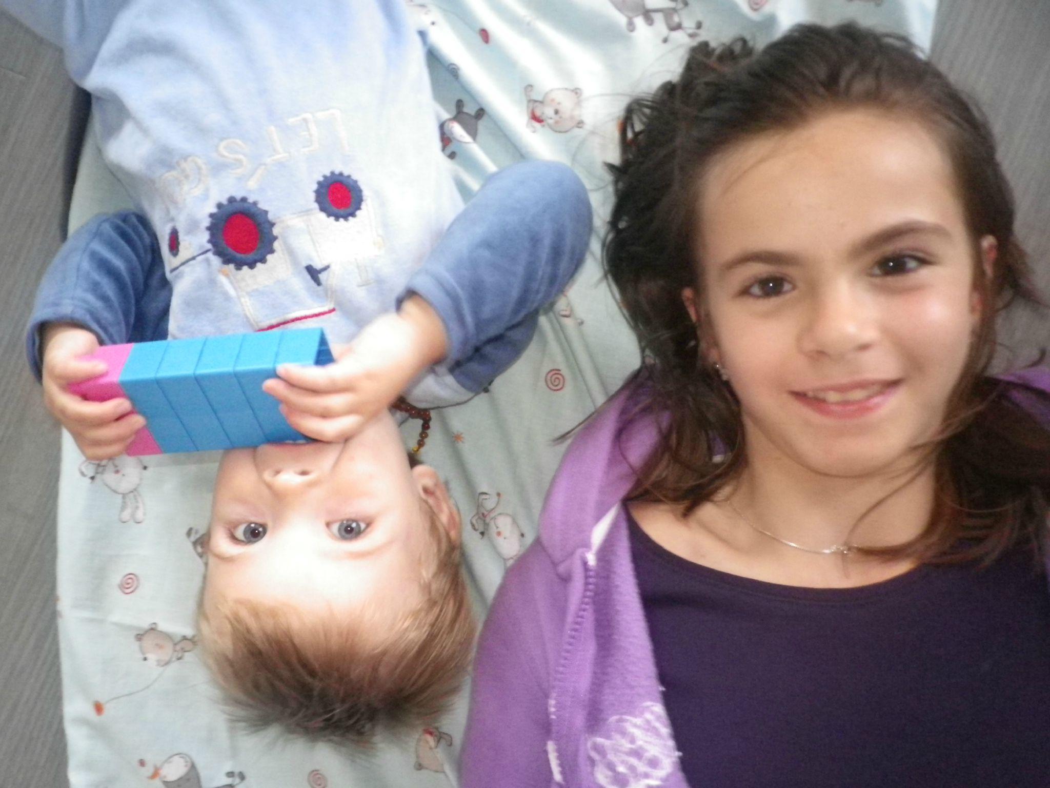 Quand ma fille coud pour son petit frere cr oc ane les - Cadeau pour son frere ...