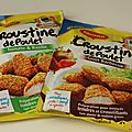On a test Croustine de poulet et on vous en fait gagner ici !