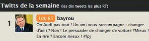 Retwiht Bayrou