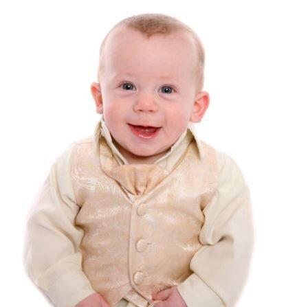 """Costume bébé """"Lucas"""" 3 tailles disponibles sur commande"""