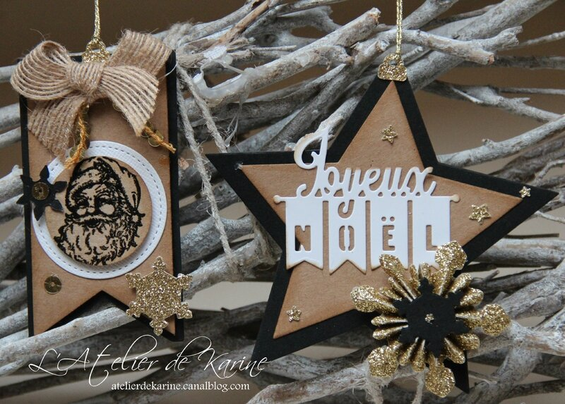 Photo étiquettes cadeaux 2