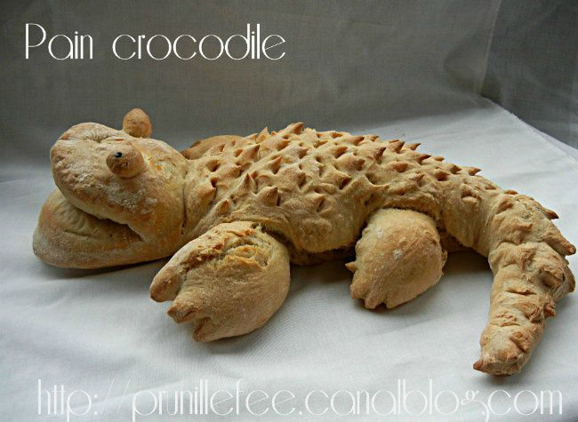 pain crocodile prunillefee