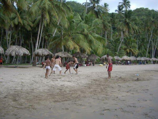 surinam plage - Image