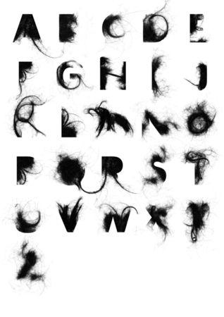Alphabet_poils