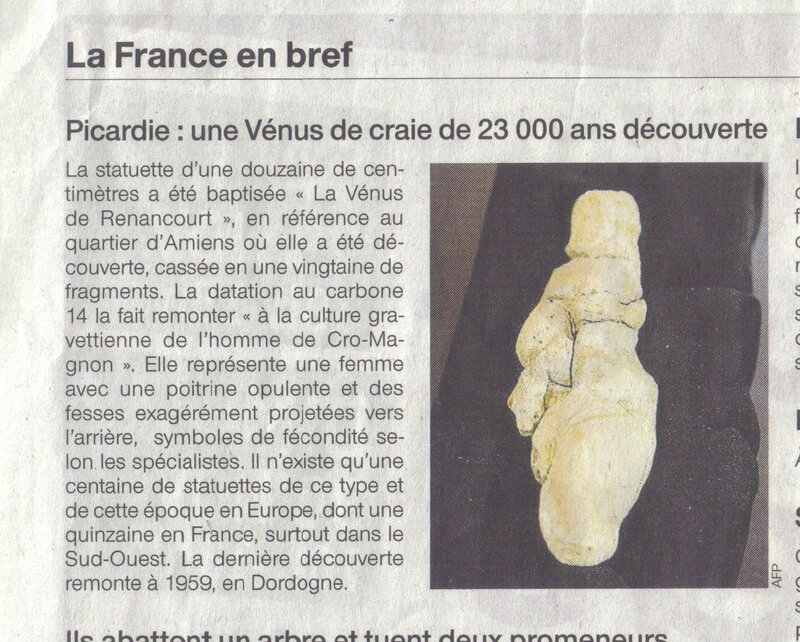 Ouest France 28 11 2014