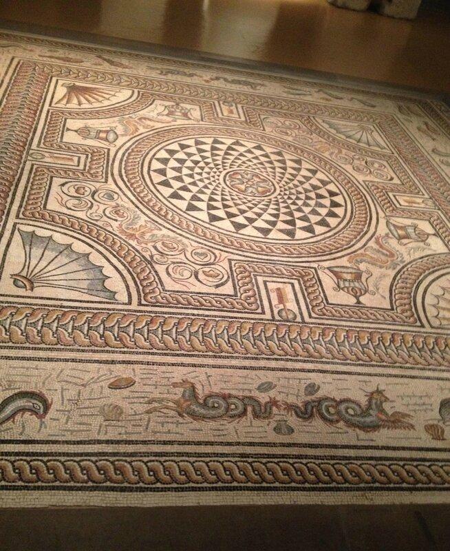 16-Musée Gallo-romains-Fourvière-Lyon