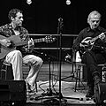 Vendredi 15 juillet – 21h - almacorda : duo mandoline et guitare