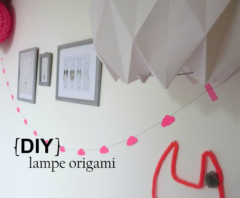 origami party pitimana le blog. Black Bedroom Furniture Sets. Home Design Ideas