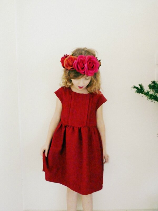 a58e3708dc1 robe petite fille zara