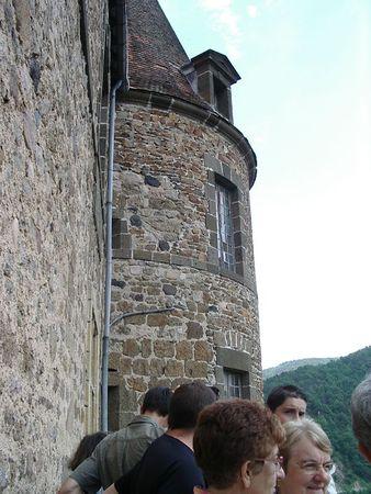 château de LAVOUTE POLIGNAC 4 05