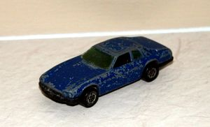 Jaguar XJS coupe de chez Hotwheels (1977) 01