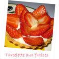 Tartelettes aux fraises, et du jardin svp !