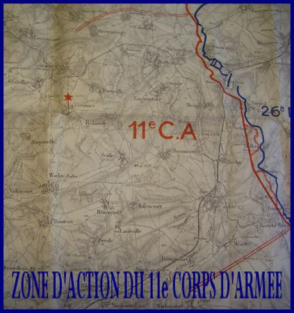 Zone_d_action_du_11e_CA__Somme_1915