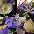 Bouquet offert par Véro et Jean-Marc