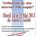 R.s.p - atelier informatique site pôle emploi
