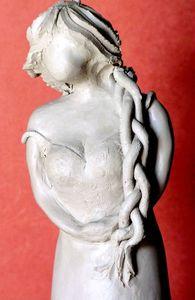 Stage sculpture / modelage : naissance