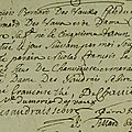 Desvaux François Bernard_Acte baptême 5 aout 1726
