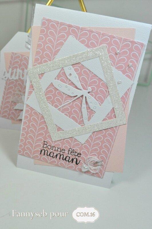 cartes fête des mères 11 fannyseb collection maya papiers COM16 SIGNATURE