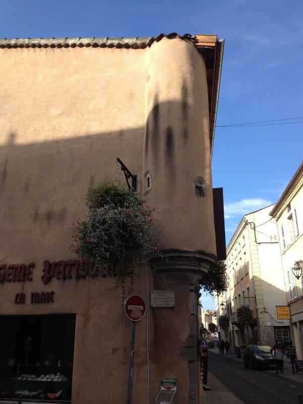 tourelle rue Montbrison