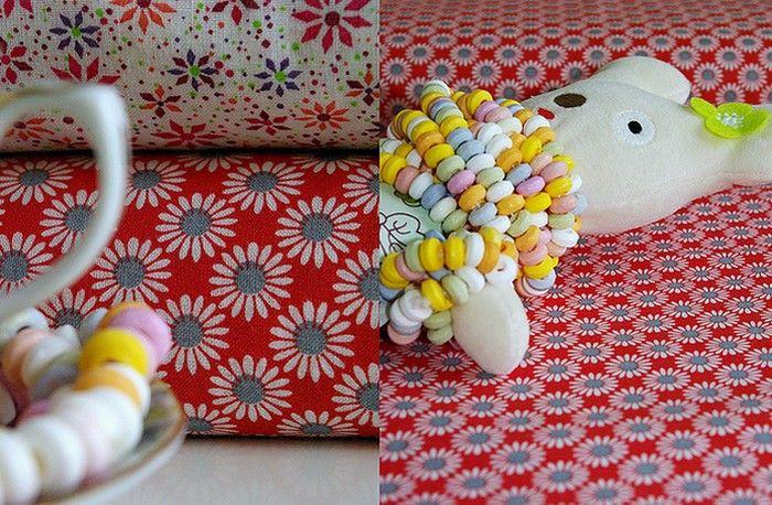 Coton_Victorette_rouge_fleurs