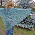 Annick/Pacific Northwest Shawl