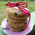 Recette de base pour cookies