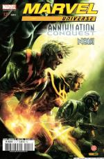marvel universe 12 annihilation conquest