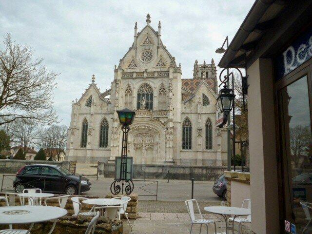Le monastère royal de Brou (Bourg-en-Bresse)