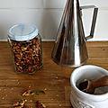 Cerneaux de noix grillés pour l'apéro