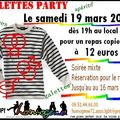 Galettes party