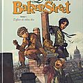 Les Quatre de Baker Street - Djian, Etien, Legrand
