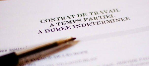 Contrat de travail tout ce qu 39 il faut savoir avant de signer revue de - Credit cdi temps partiel ...
