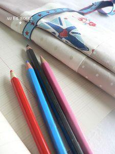 Trousse à crayons 3