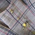 tartan fils dors