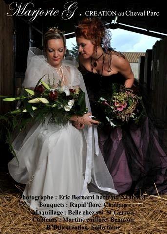 85 tous les messages sur 85 marjorie g creation corsets robes de mari e lingerie - Salon du mariage la roche sur yon ...