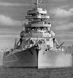 563px-German_Battleship_Bismarck_bow_view