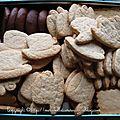 Fournée de biscuits